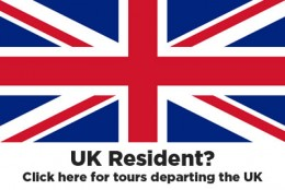 TOURS FROM THE UK