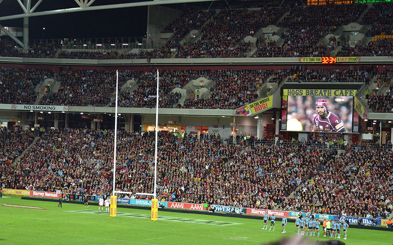 State of Origin 2019 Game 1 - Brisbane
