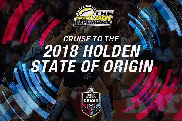 State of Origin 1 3 Night Experience