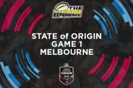 State of Origin 2018 cruise from Sydney to Melbourne. Tickets to Game 1 of the State of Origin. Book Now!